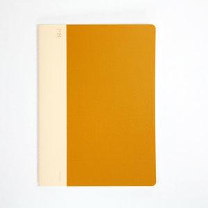 Papier labo /  hightide notebook yellow