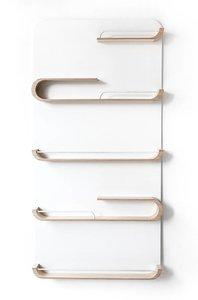 Rafakids XL shelf  wit naturel en wit