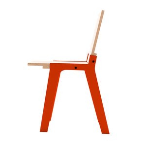 Rform Switch Chair rood
