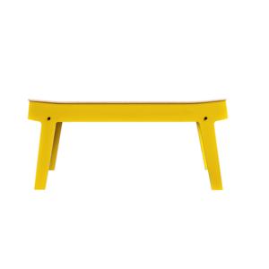 rform Pi bench yellow