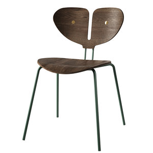 nordic tales moth chair smoked oak