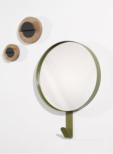 the hook mirror khaki universo positivo