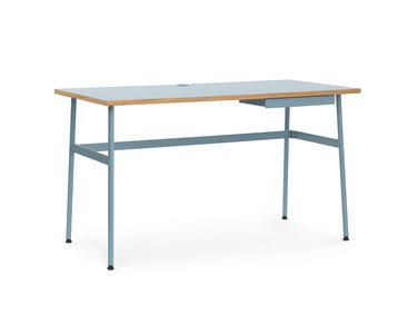 Normann Copenhagen journal desk light blue