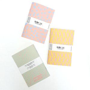 atelier 225 notebooks printemps