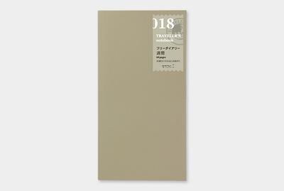 Travelers Company  Notebook refill 018