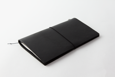 Traveler's Notebook zwart