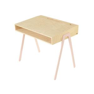 in2wood kids desk large pink