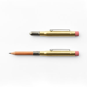 Travelers company brass pencil