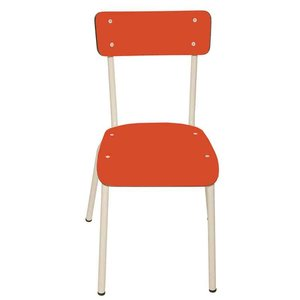les gambettes suzie chair orange peach