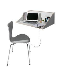 Muller mobel twofold wall desk