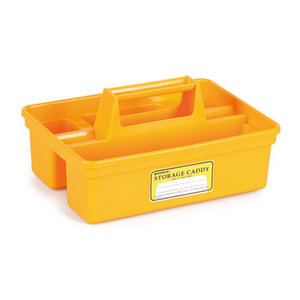 Hightide Penco Storage Caddy yellow