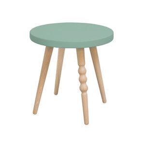 My lovely ballerine stool 30 cm celadon green