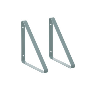 Ferm living brackets dusty blue