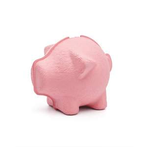 Puik design Tammy piggy bank pink