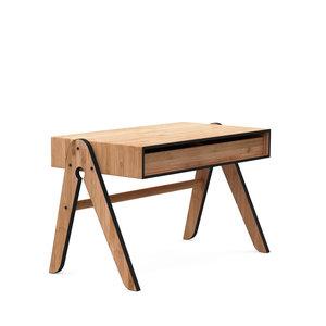 We Do Wood Geo's table black edge