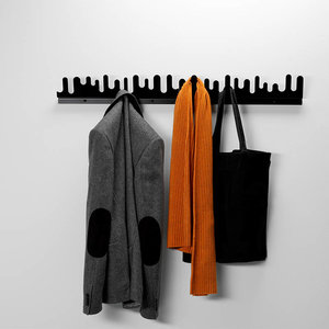 Design House Stockholm Wave Hanger Coat  Rack