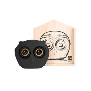 Kreafunk owl bluetooth speaker