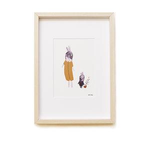 Ted&Tone print bunnies