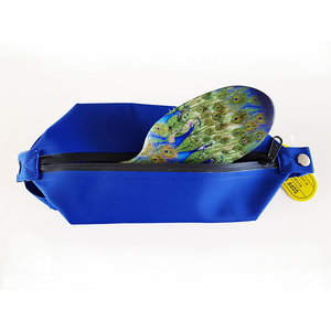 Hightide dopp kit bag blue