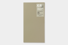 Travelers Company  Notebook refill 018