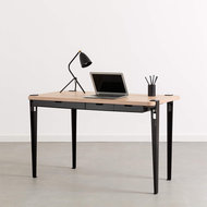 Tiptoe Monocrome desk black