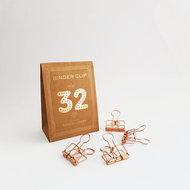 Tools to Liveby binder 32 rose